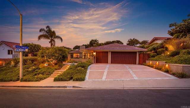 $2,000,000 - 3Br/2Ba -  for Sale in La Jolla, La Jolla