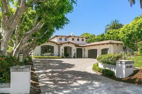 $5,395,000 - 5Br/6Ba -  for Sale in Del Mar Country Club, Rancho Santa Fe