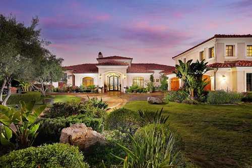 $4,599,000 - 6Br/8Ba -  for Sale in Cielo, Rancho Santa Fe