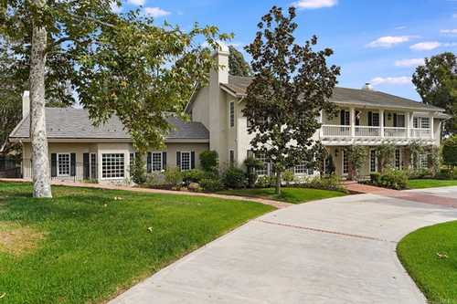 $4,750,000 - 5Br/8Ba -  for Sale in Rancho Santa Fe, Rancho Santa Fe