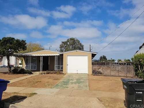 $725,000 - 3Br/1Ba -  for Sale in Clairemont, San Diego