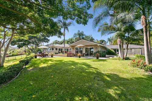 $4,595,000 - 5Br/5Ba -  for Sale in Covenant, Rancho Santa Fe
