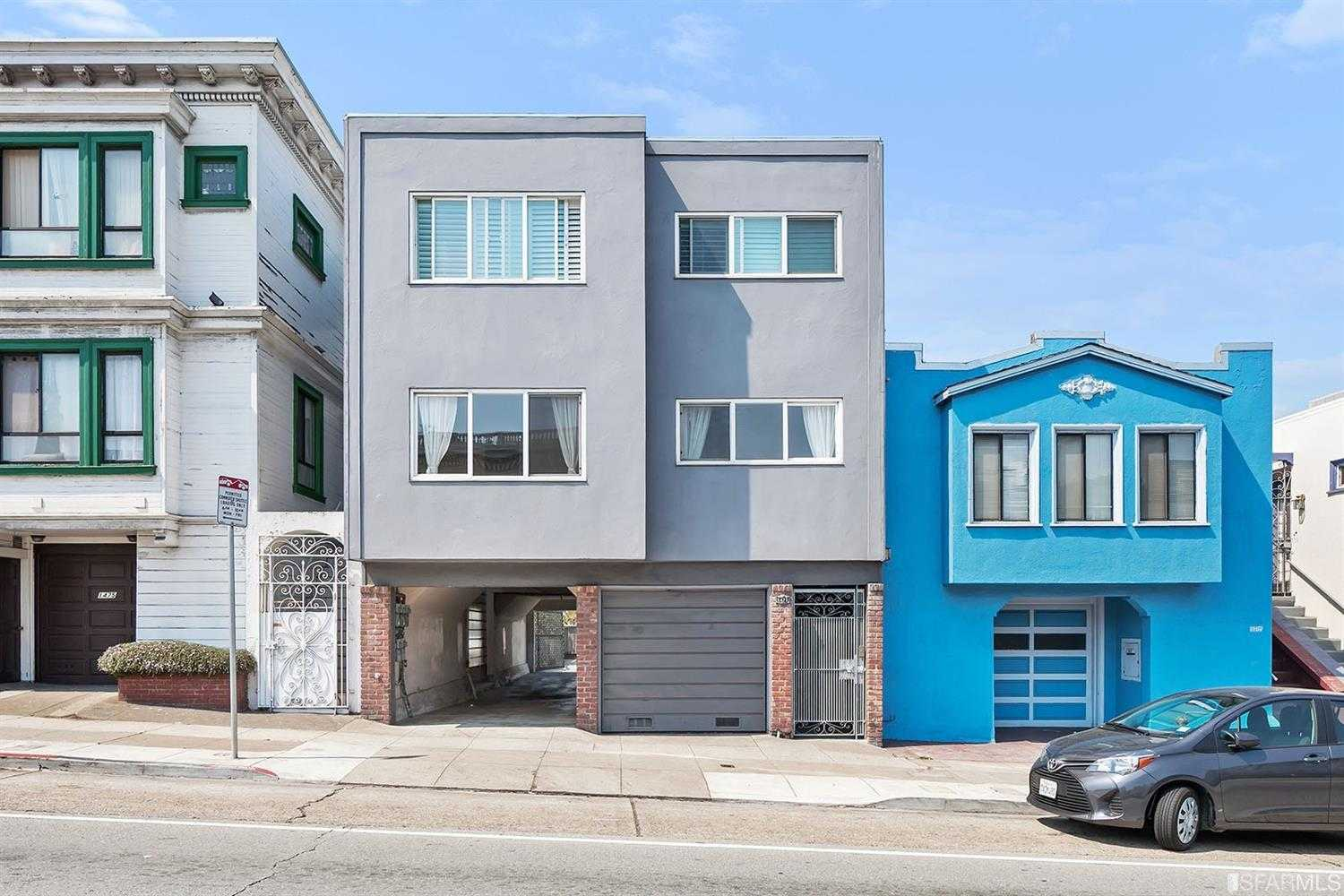 1471 19th Avenue Unit 2 San Francisco, CA 94122