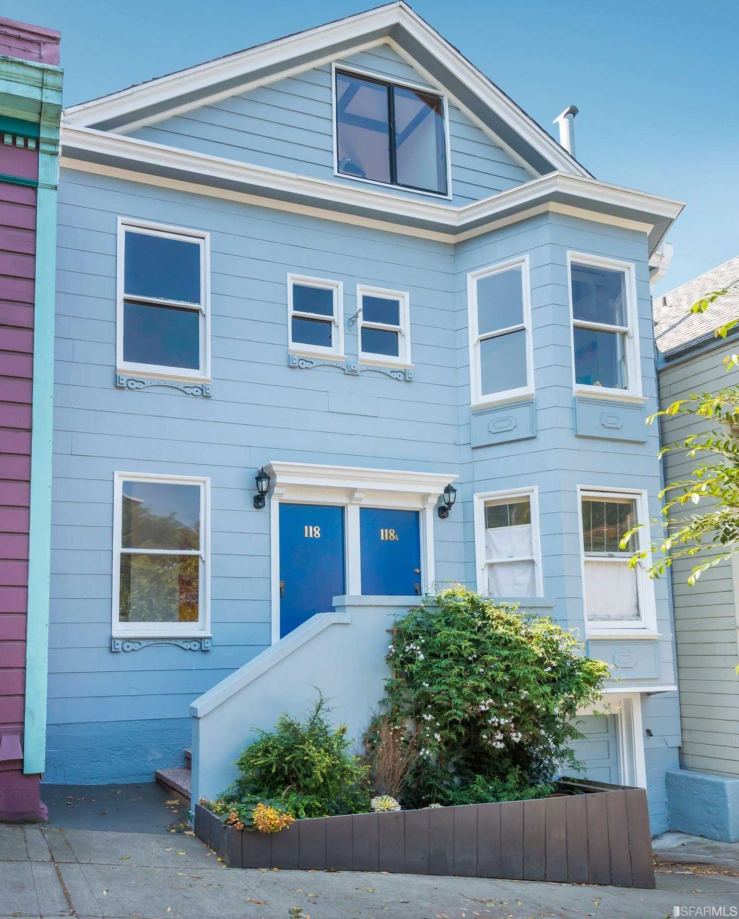 118 Virginia Ave San Francisco, CA 94110