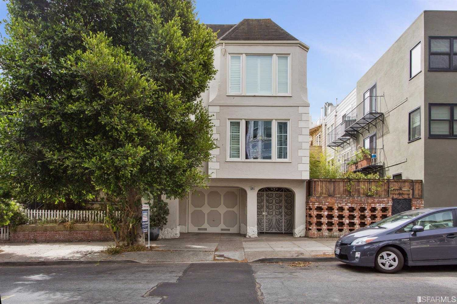Duboce triangle homes for sale in san francisco ca for Homes for sale in san francisco