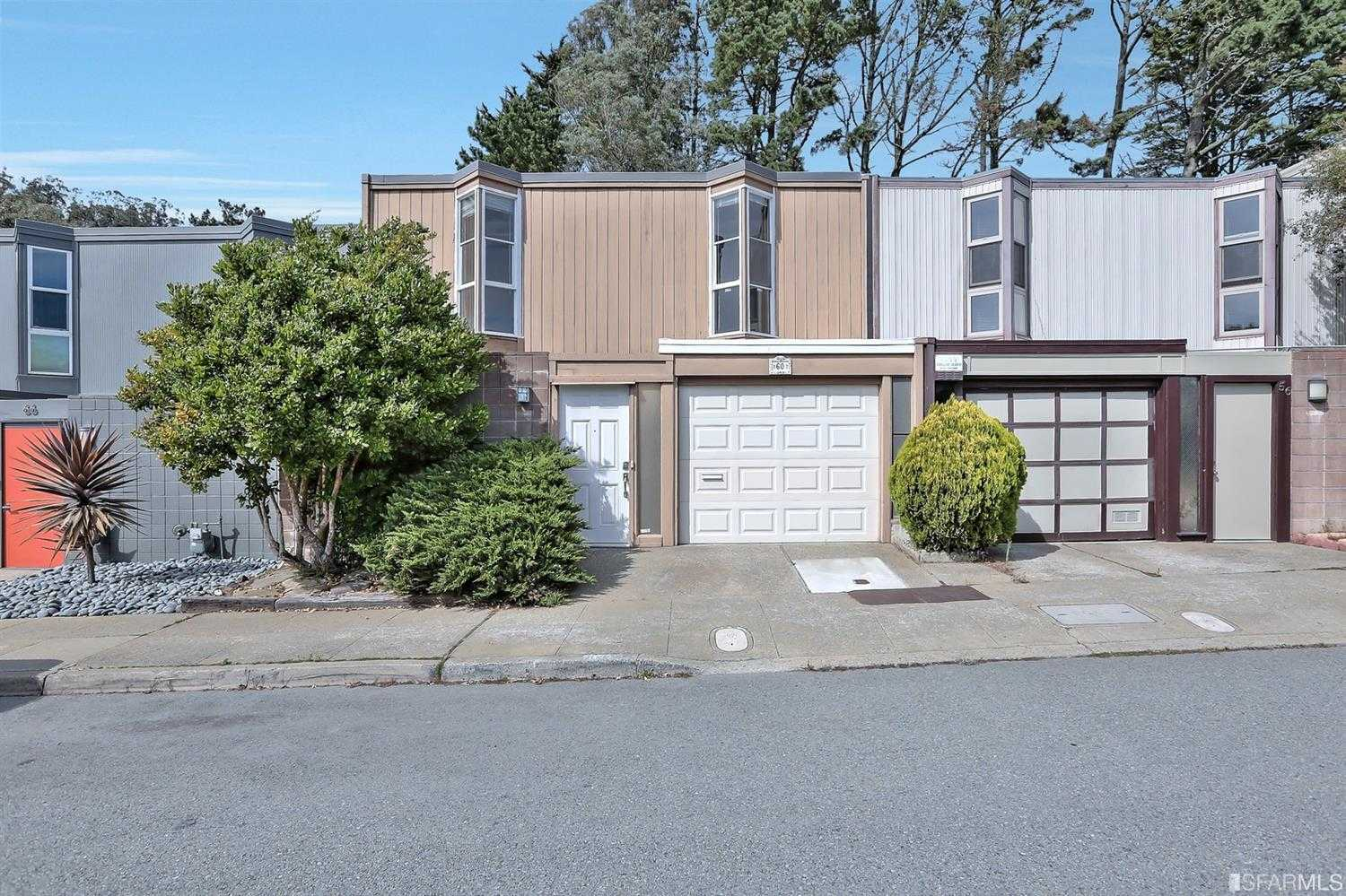 60 Amethyst Way San Francisco, CA 94131
