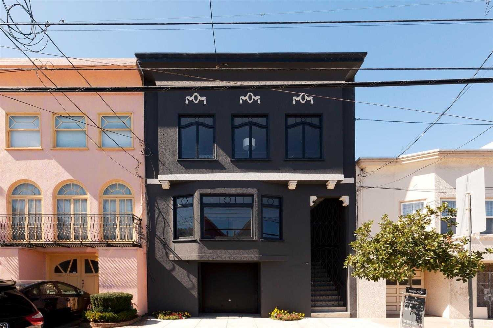 639 641 18th Avenue San Francisco, CA 94121