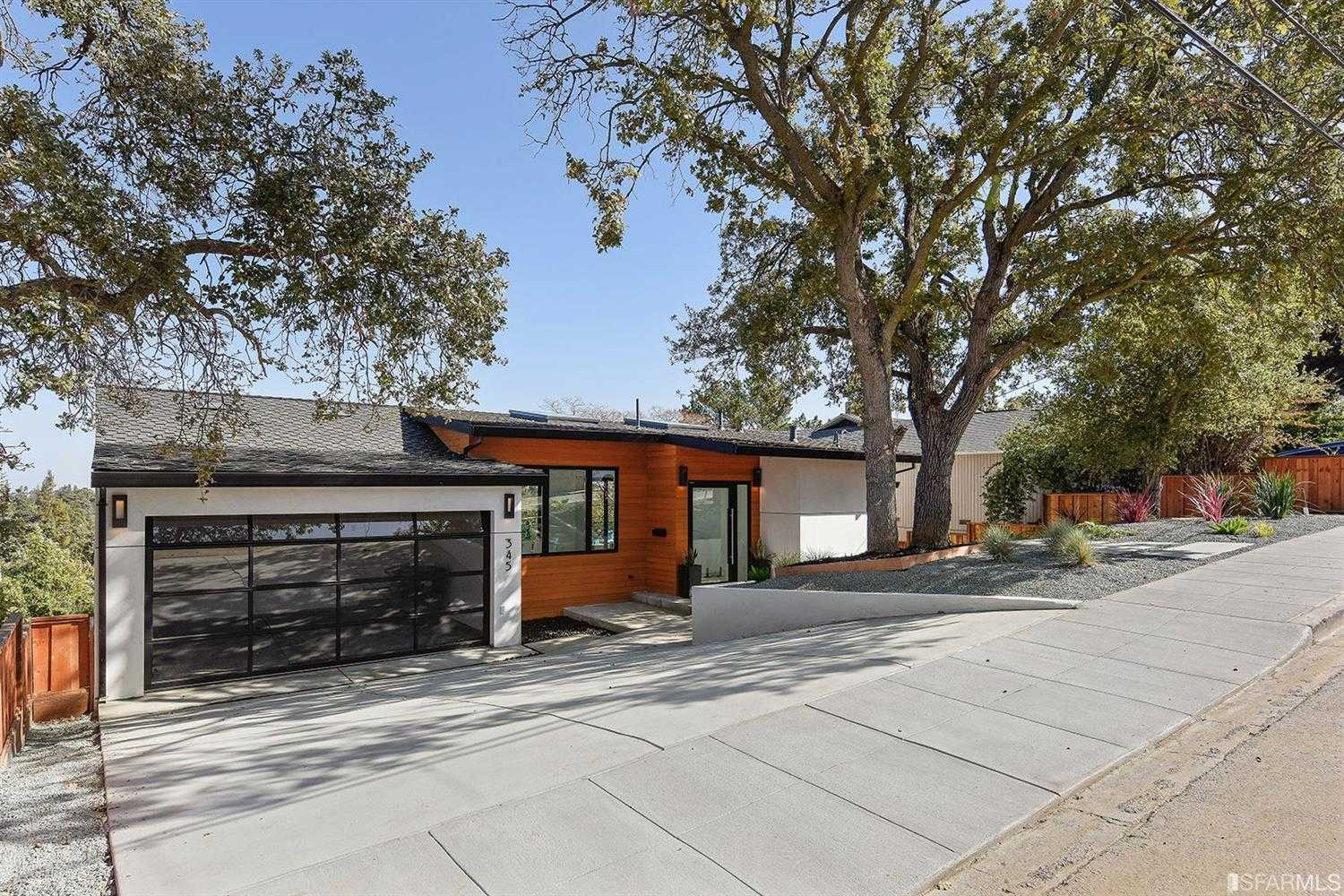 345 Oakview Dr San Carlos, CA 94070