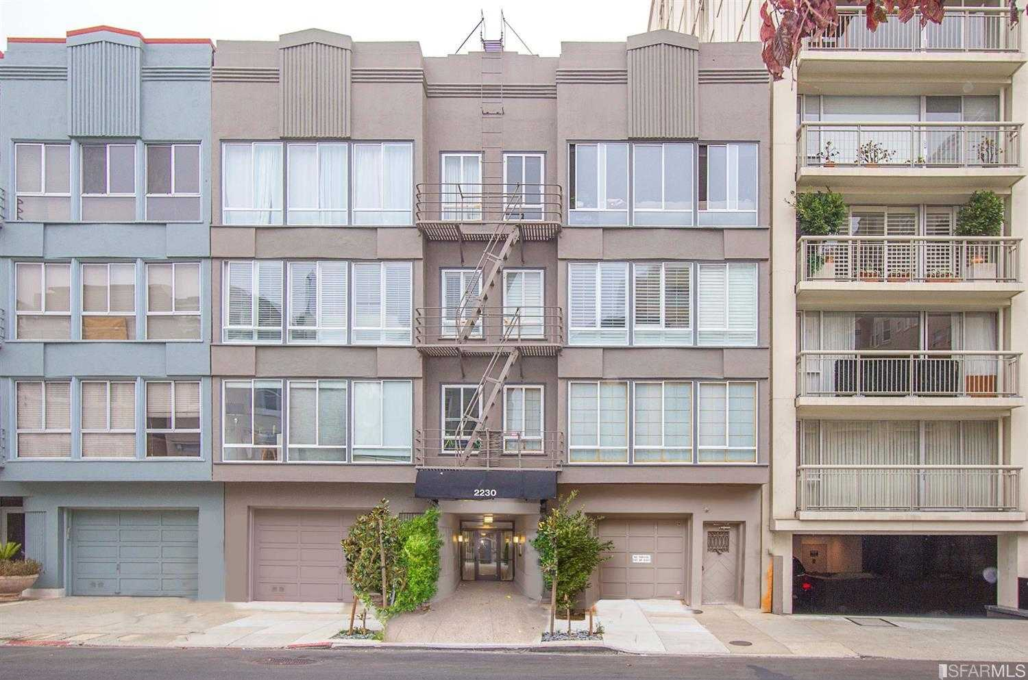 2230 Pacific Ave Apt 204 San Francisco, CA 94115