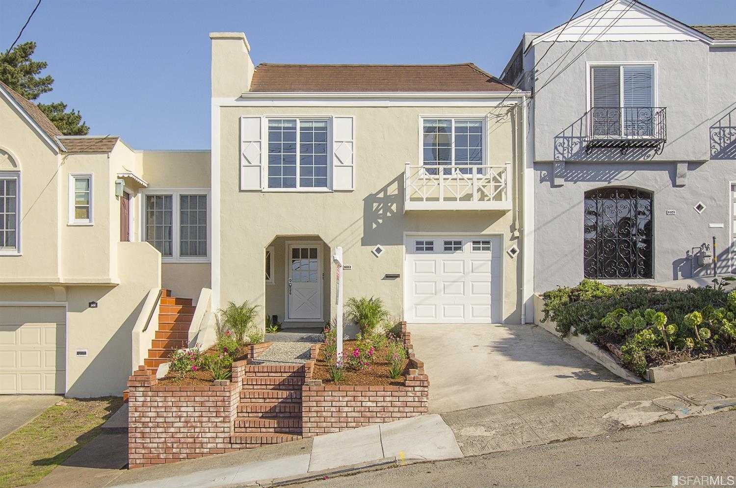 $995,000   3Br/2Ba   For Sale In San Francisco. Open House