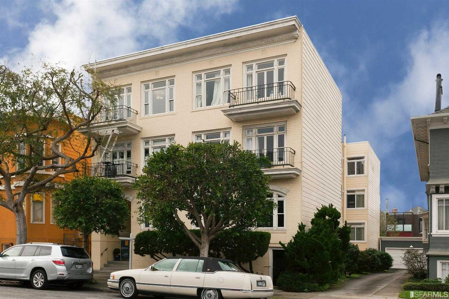 $1,150,000 - 2Br/1Ba -  for Sale in San Francisco