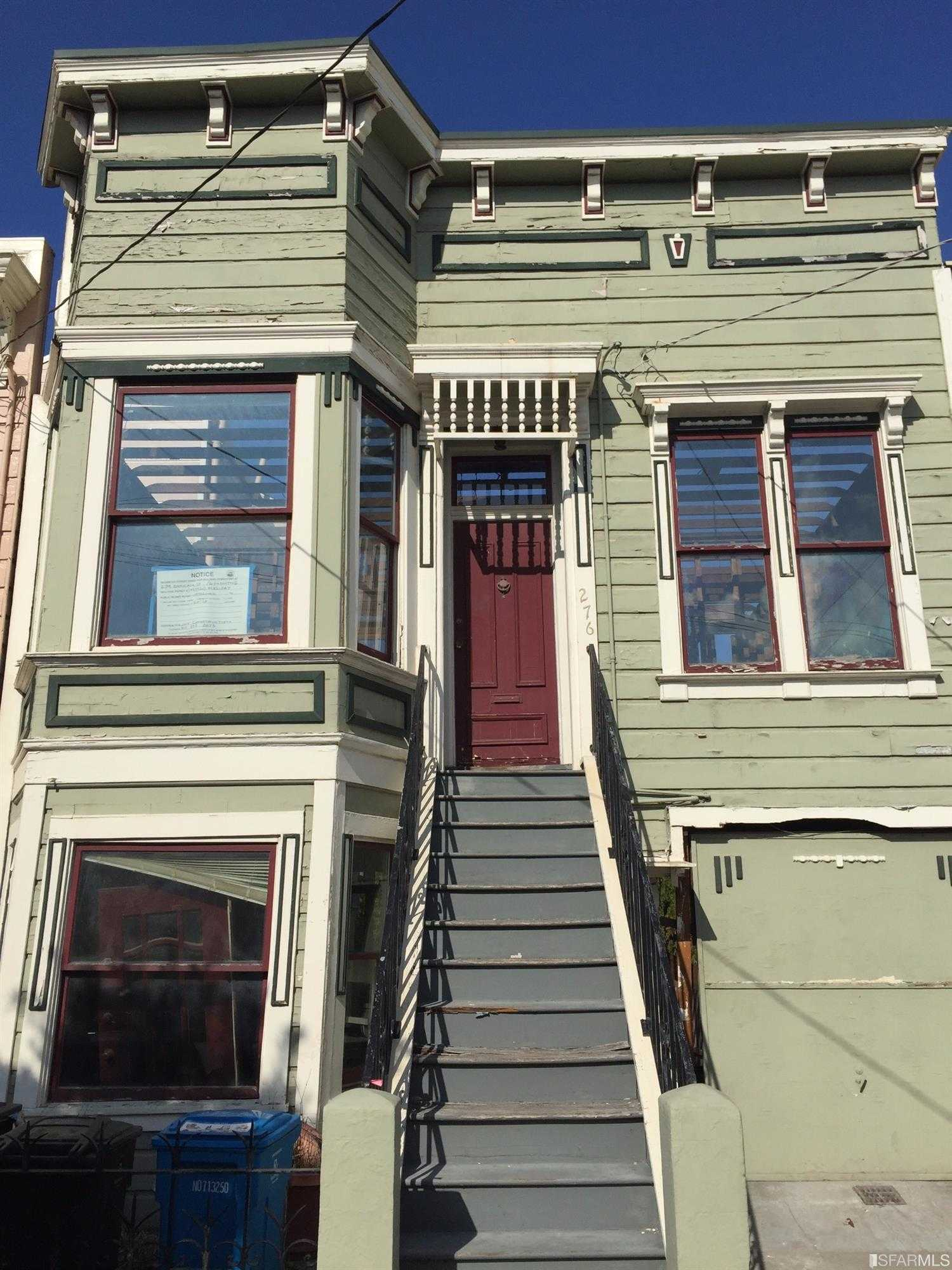 274 276 Duncan Street San Francisco, CA 94131