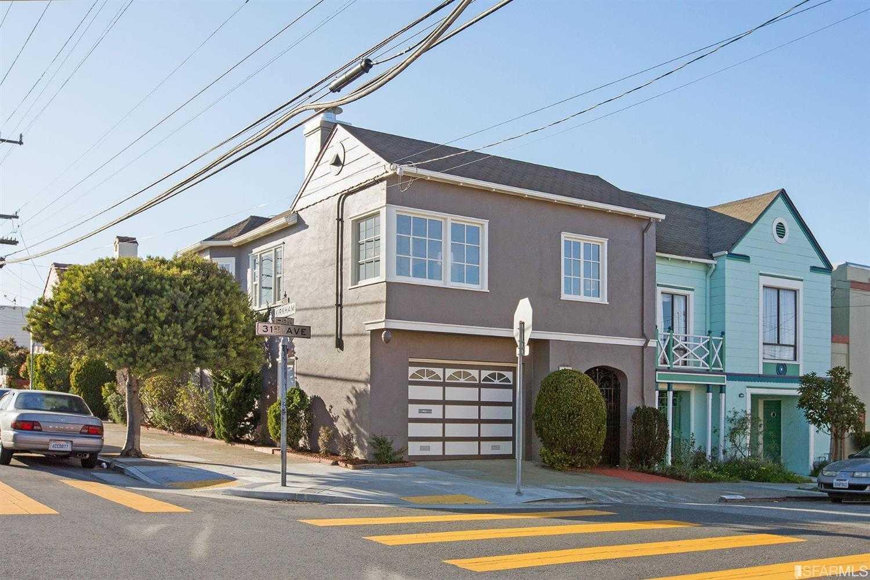 1495 31st Avenue San Francisco, CA 94122