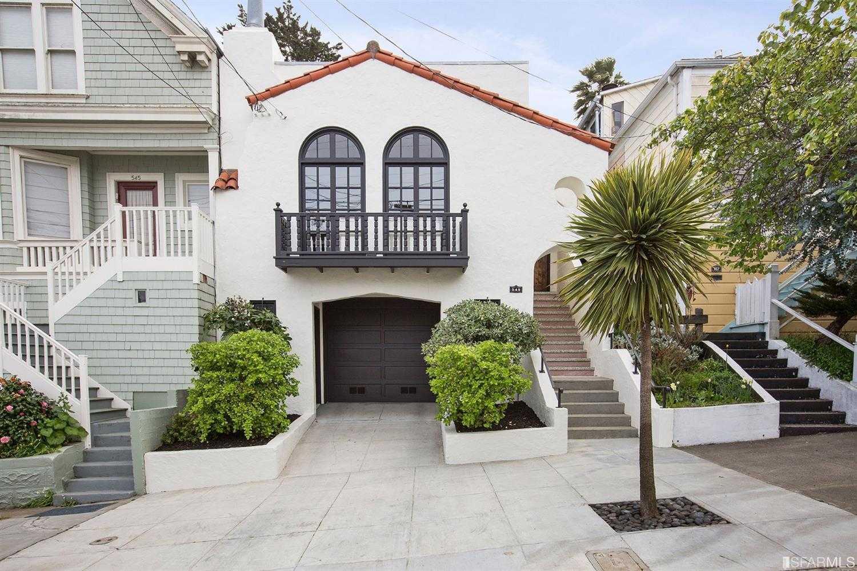 549 Jersey St San Francisco, CA 94114