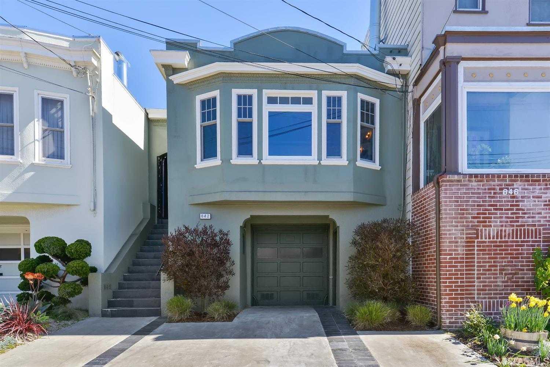 842 43rd Avenue San Francisco, CA 94121