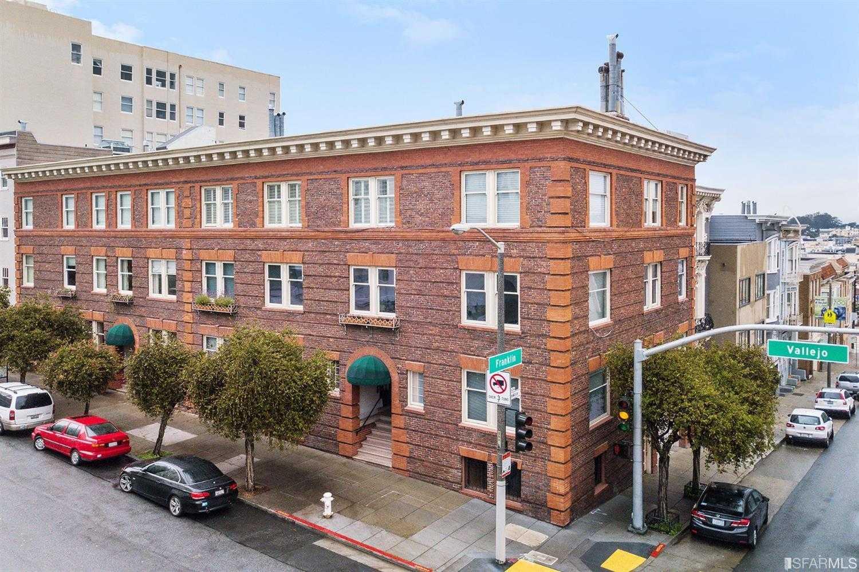 1706 Vallejo St San Francisco, CA 94123