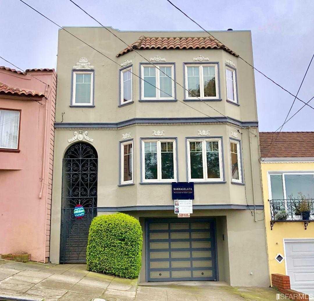 1579 Funston Ave San Francisco, CA 94122