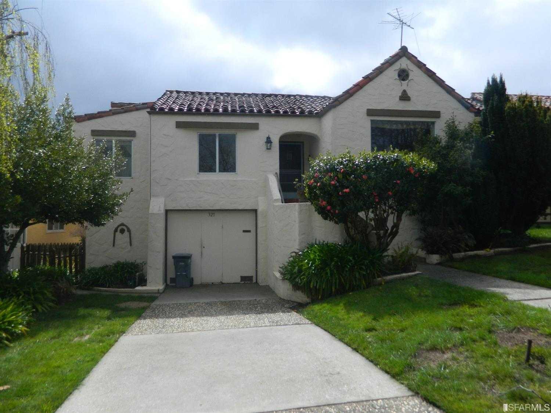 321 Hillcrest Blvd Millbrae, CA 94030
