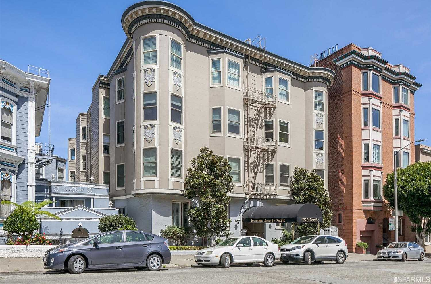 1770 Pacific Ave Apt 301 San Francisco, CA 94109