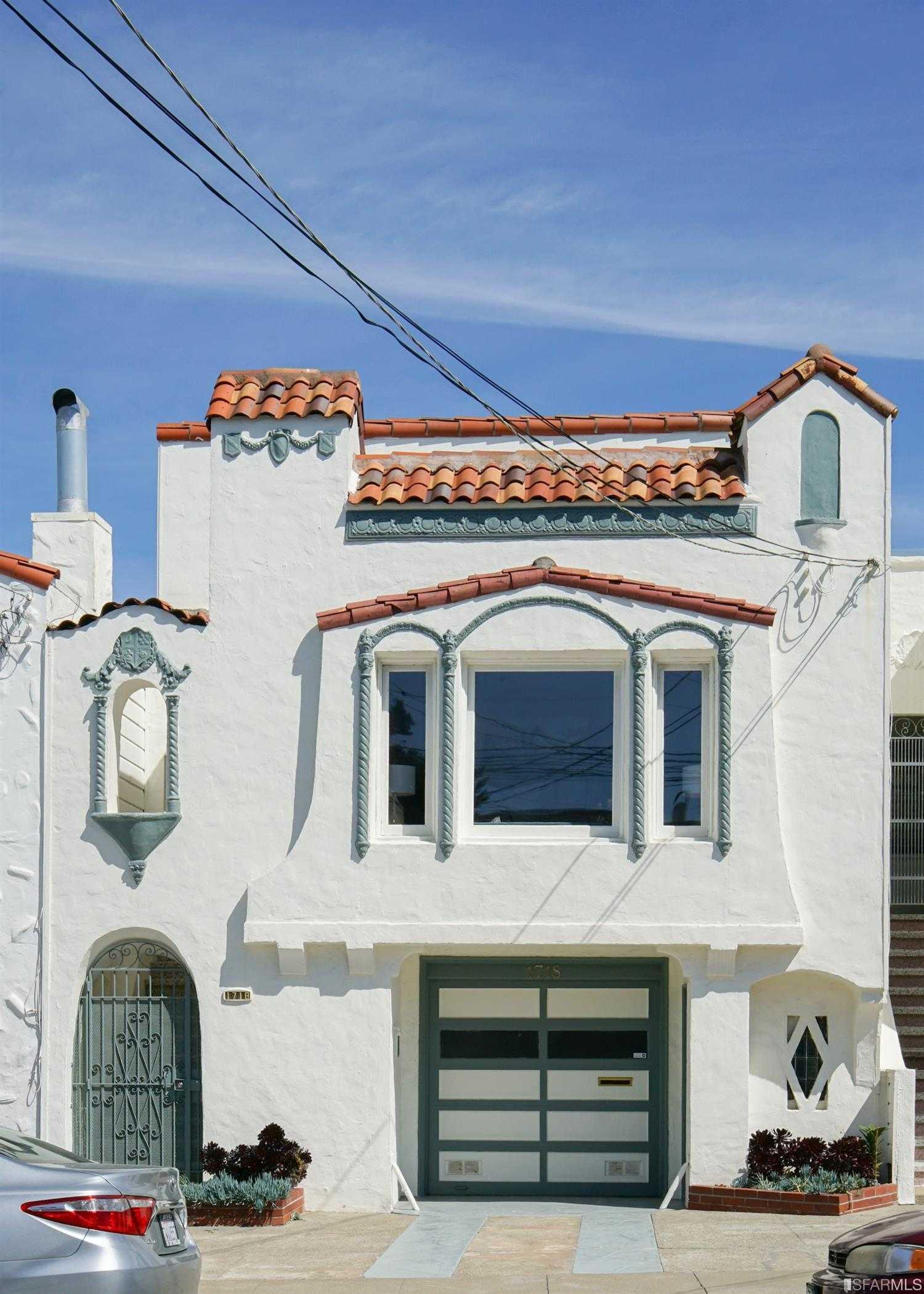 1718 24th Avenue San Francisco, CA 94122