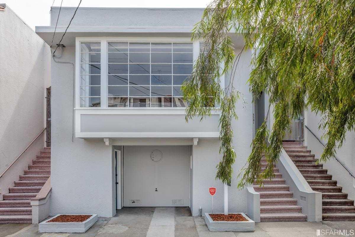 3541 Cabrillo Street San Francisco, CA 94121