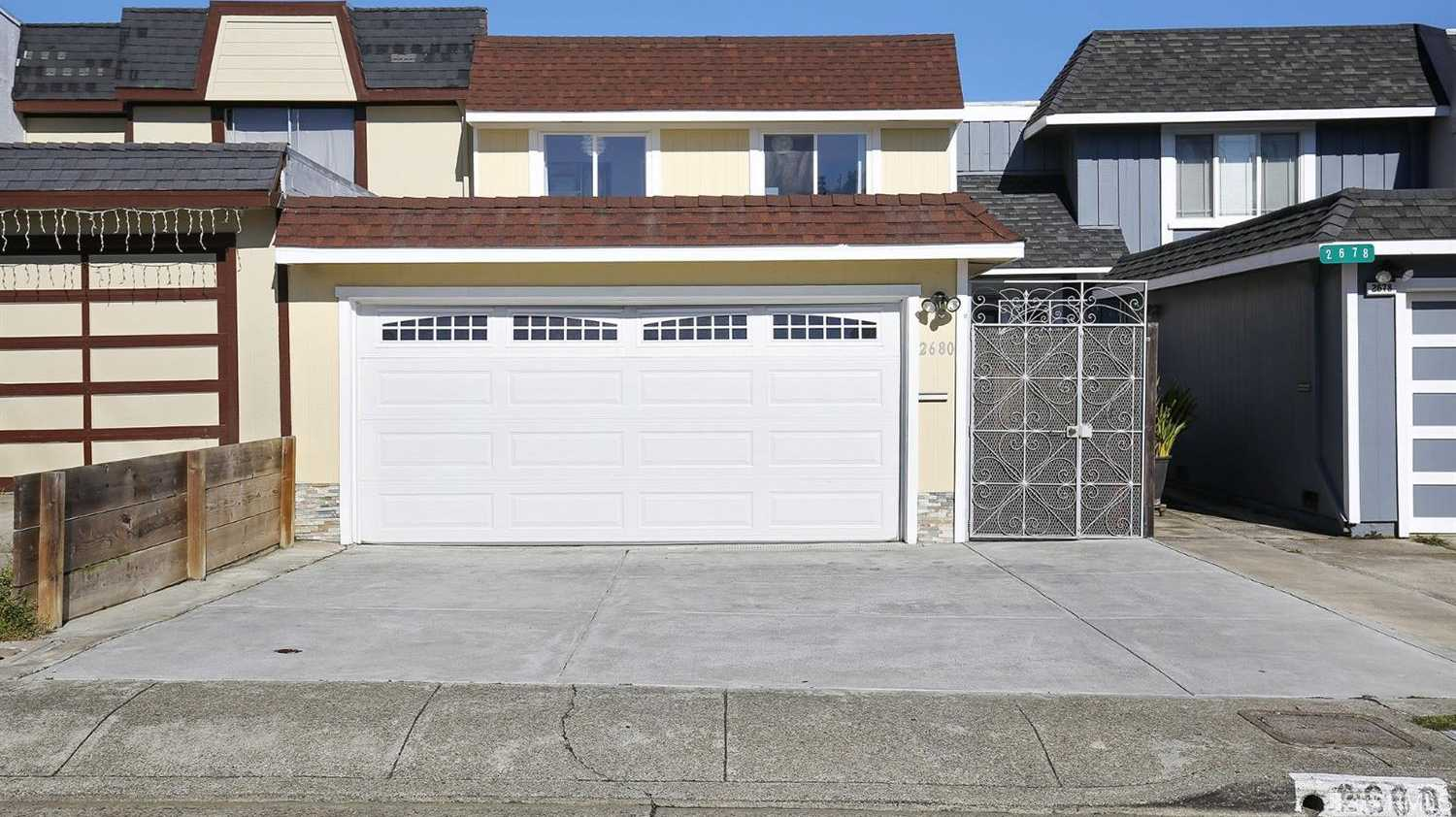 2680 Cromwell Row South San Francisco, CA 94080