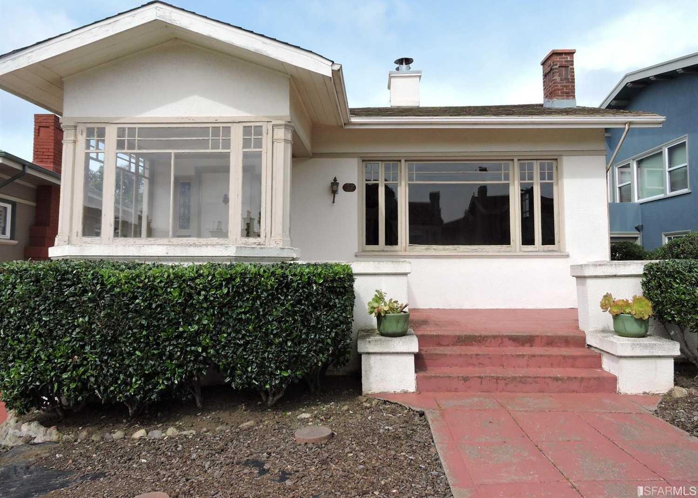 $895,000 - 3Br/1Ba -  for Sale in San Francisco