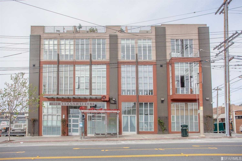 1800 Bryant Street Unit 203 San Francisco, CA 94110