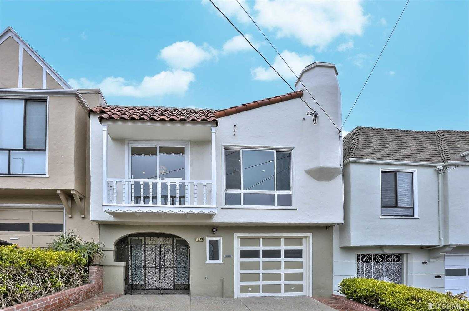 1879 23rd Ave San Francisco, CA 94122