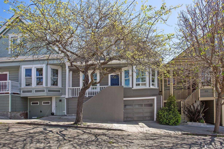 457 Anderson Street San Francisco, CA 94110