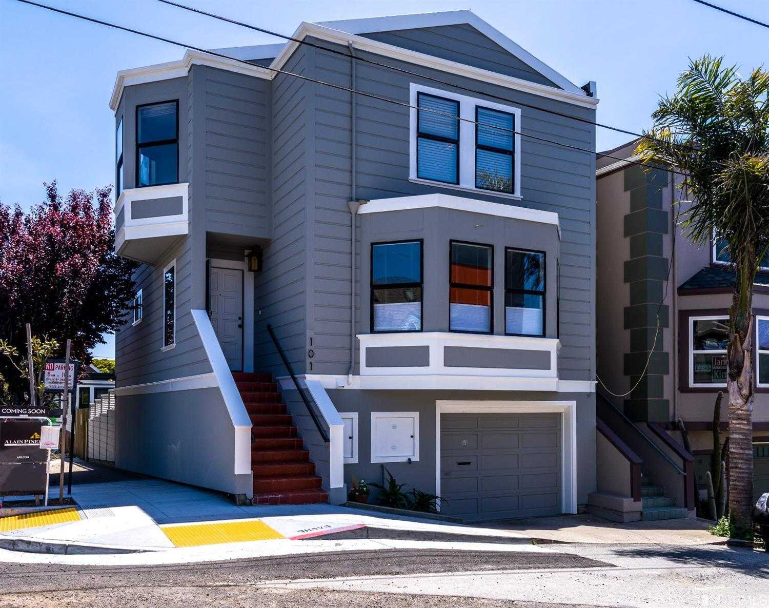 $1,700,000 - 3Br/2Ba -  for Sale in San Francisco