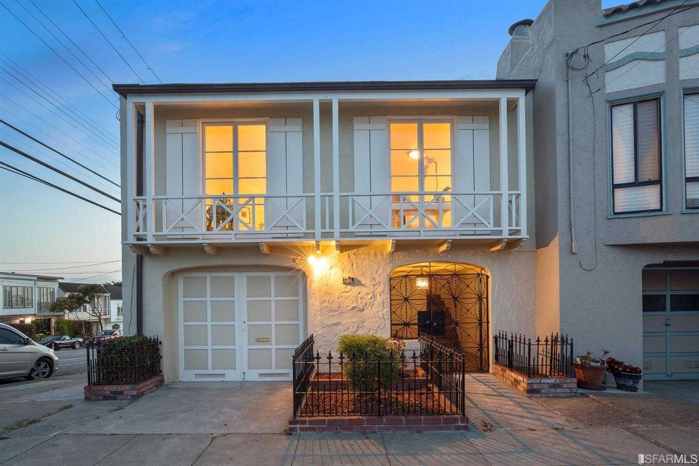 1495 39th Ave San Francisco, CA 94122