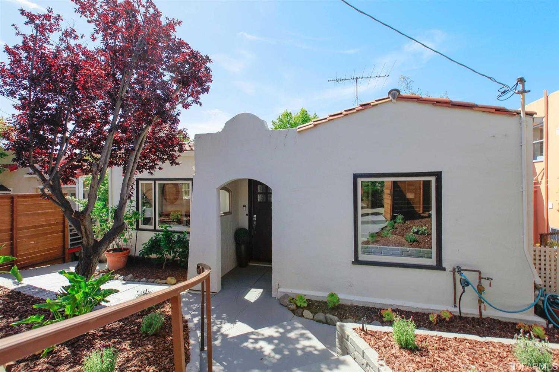 4481 Moraga Piedmont, CA 94611