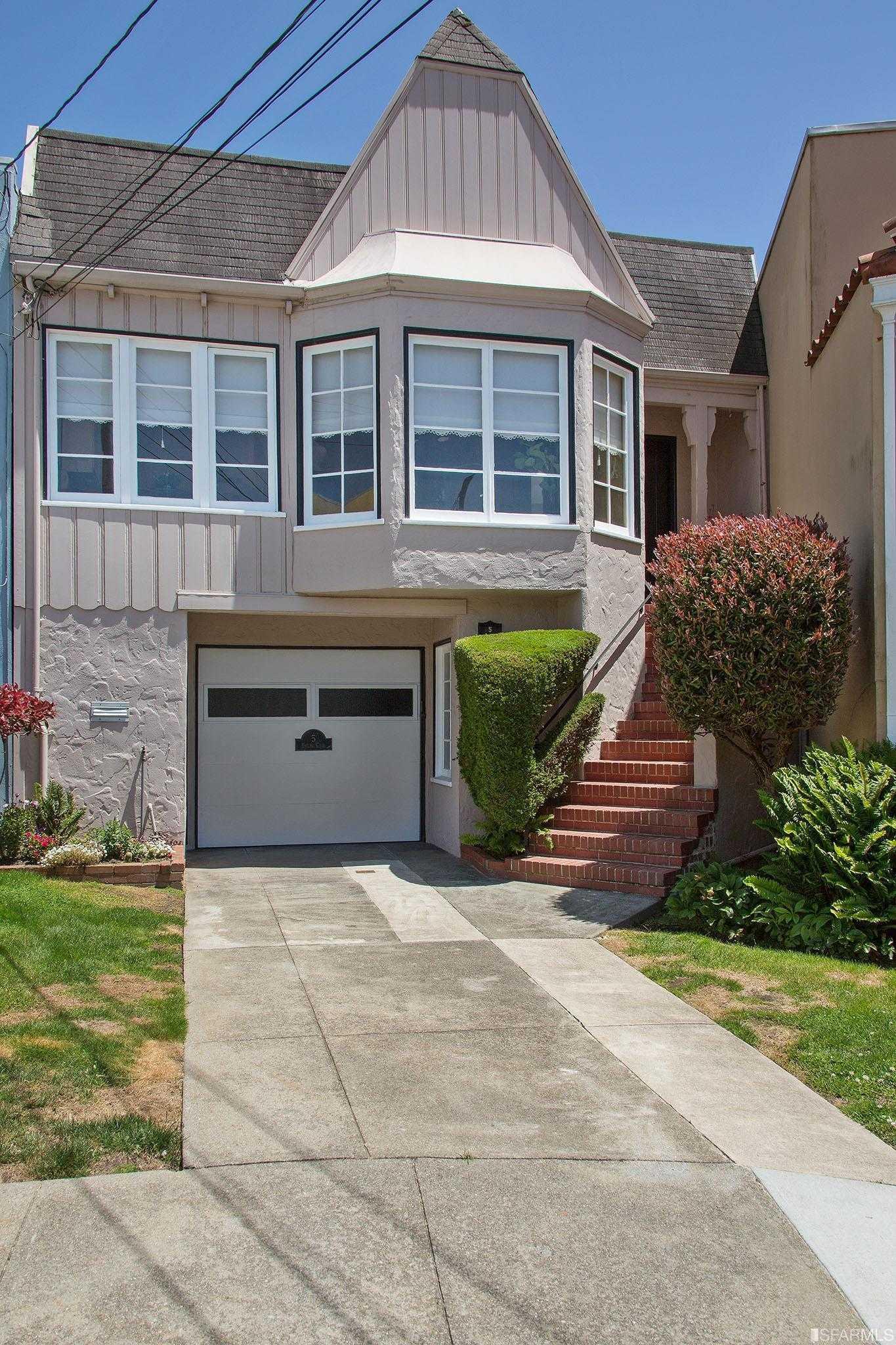 5 Encline Court San Francisco, CA 94127