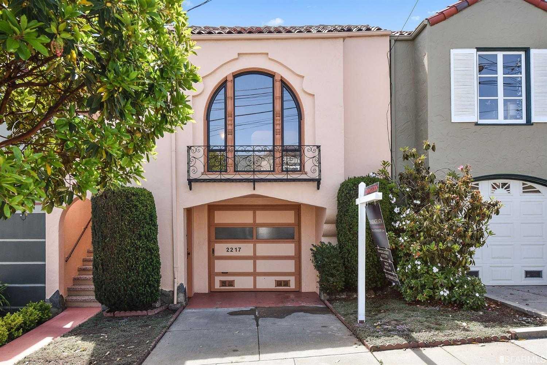 2217 28th Avenue San Francisco, CA 94116