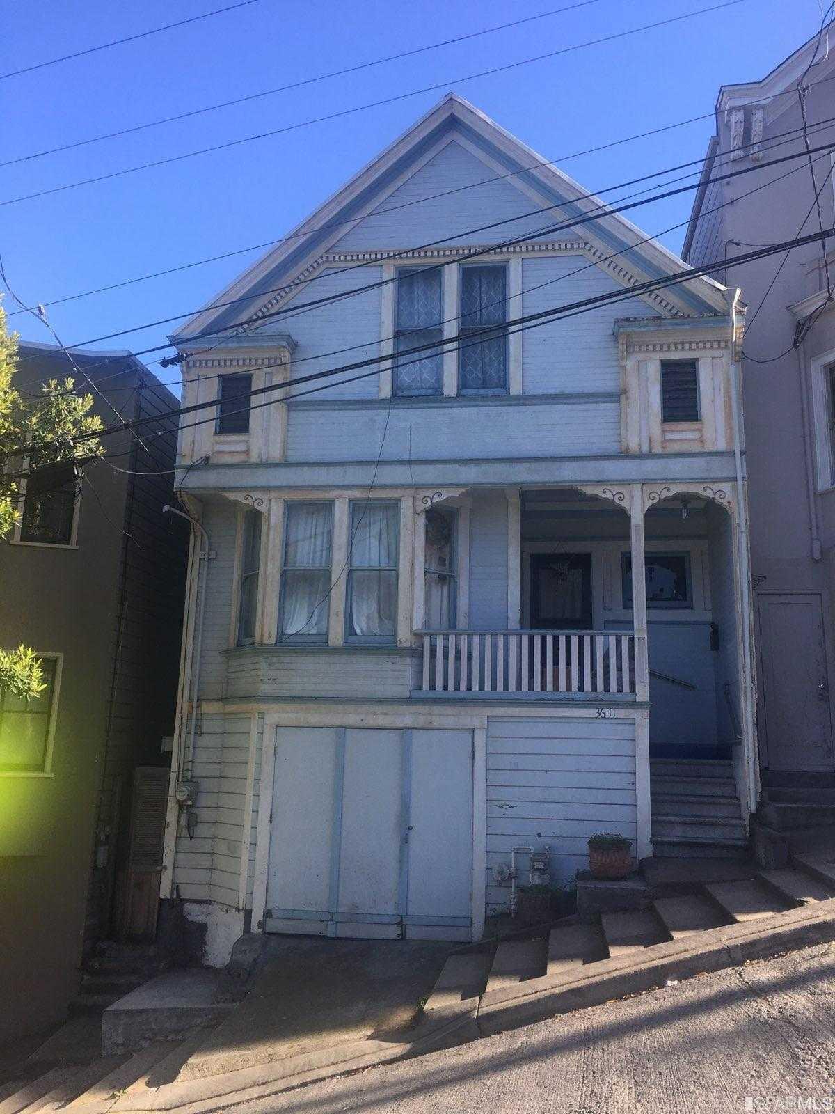 3611 22Nd Street, San Francisco, Ca 94114