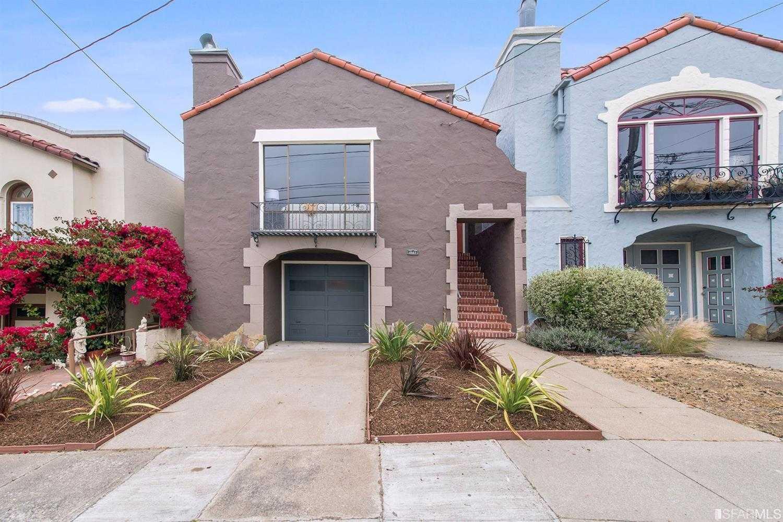2527 28th Avenue San Francisco, CA 94116