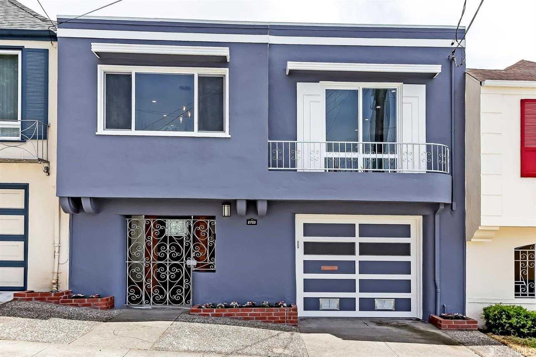 2733 Noriega St San Francisco, CA 94122