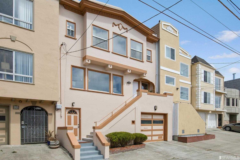 1262 34th Ave San Francisco, CA 94122