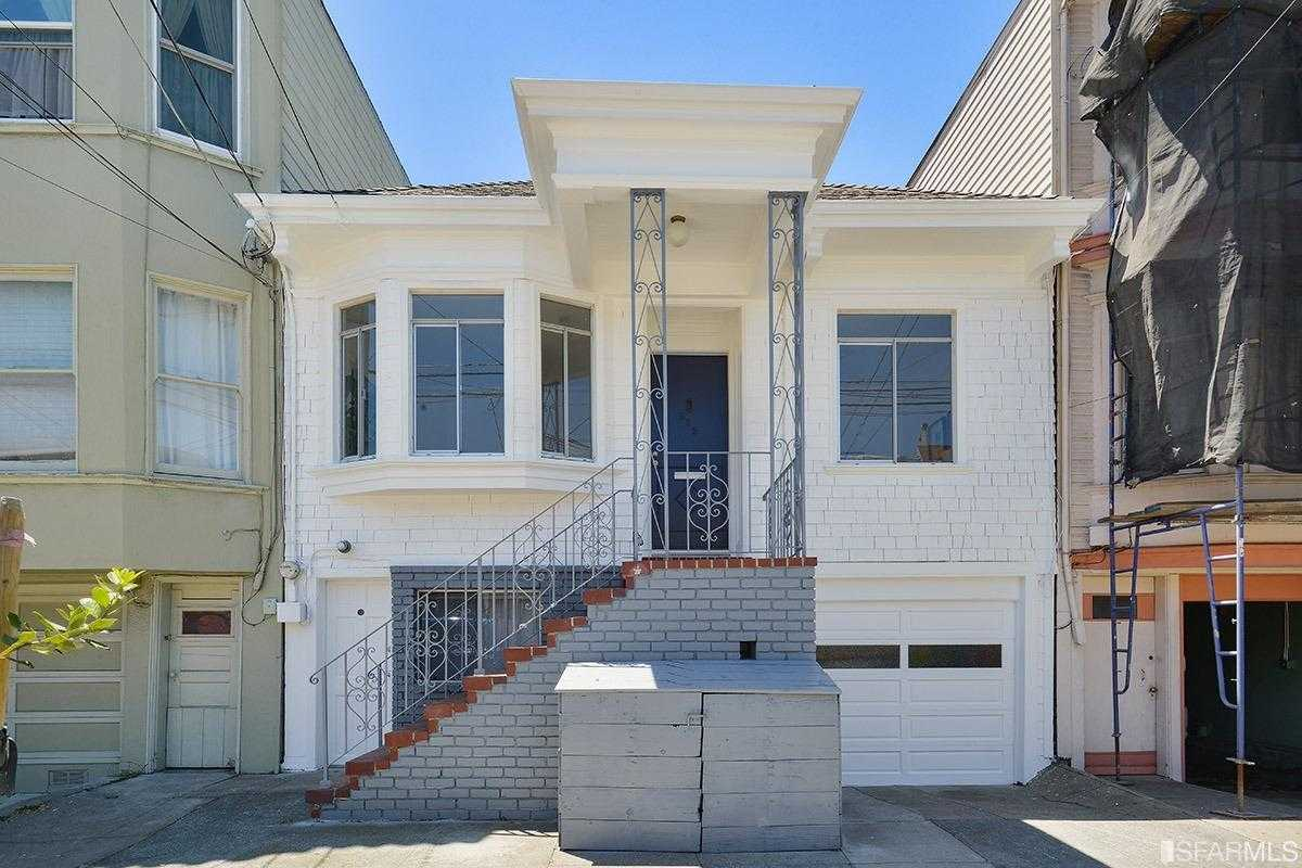 539 5th Ave San Francisco, CA 94118