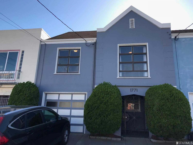 1771 39th Ave San Francisco, CA 94122