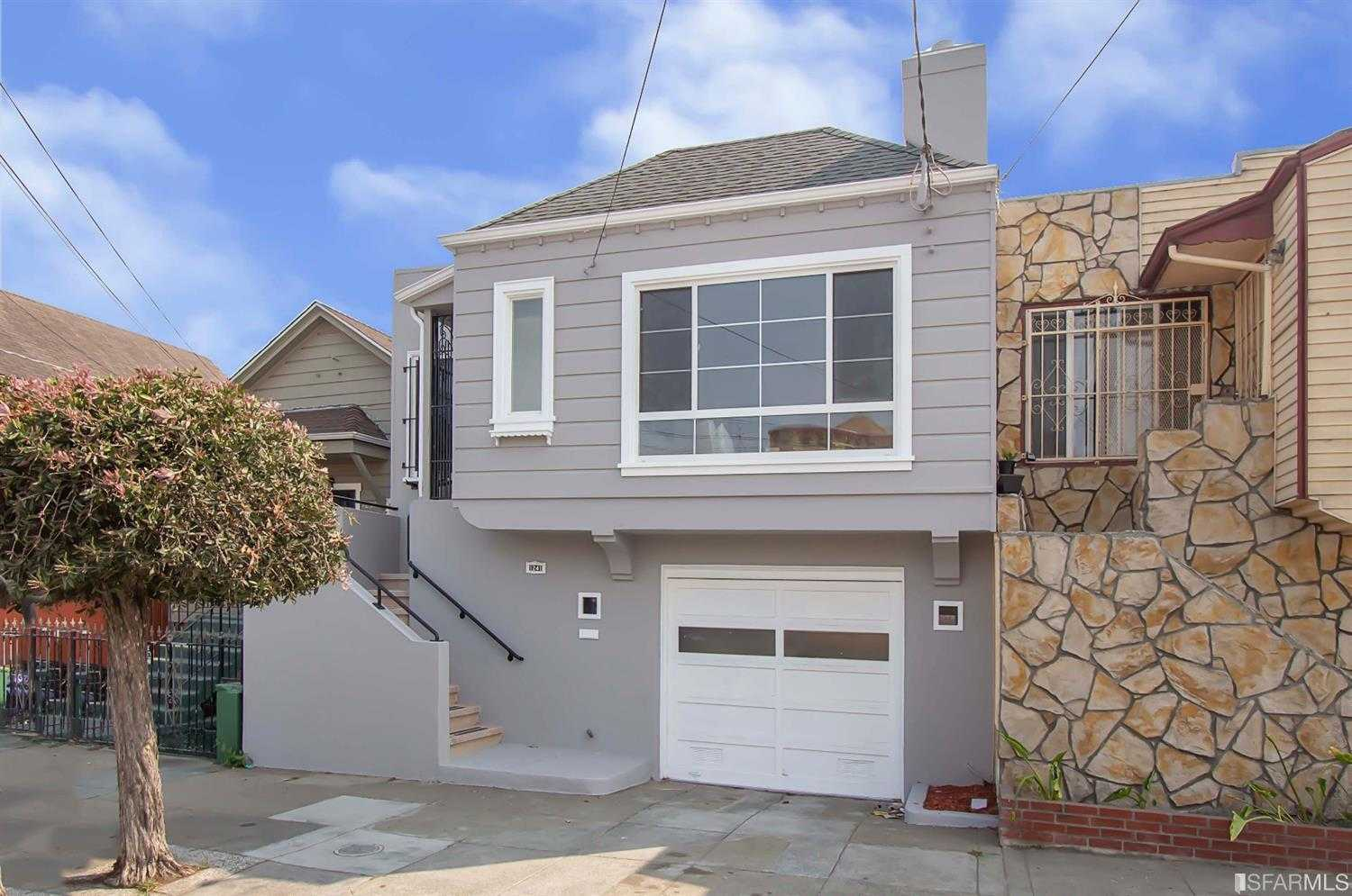 1241 Shafter Avenue San Francisco, CA 94124