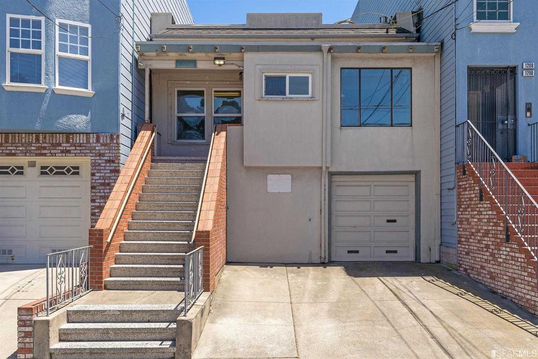 1286 23rd Avenue San Francisco, CA 94122