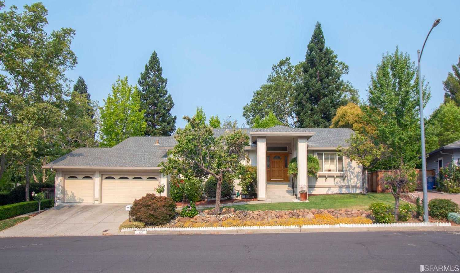 1957 Old Oak Drive Walnut Creek, CA 94595