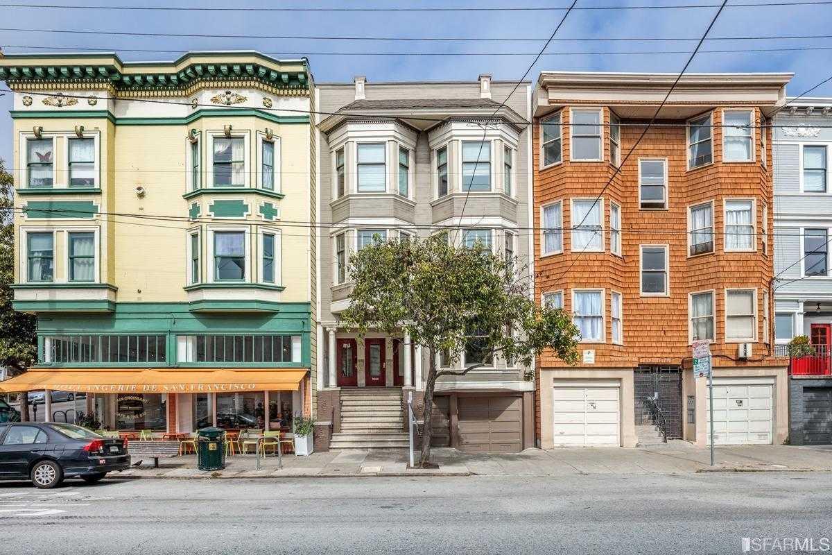 1010 Cole Street San Francisco, CA 94117