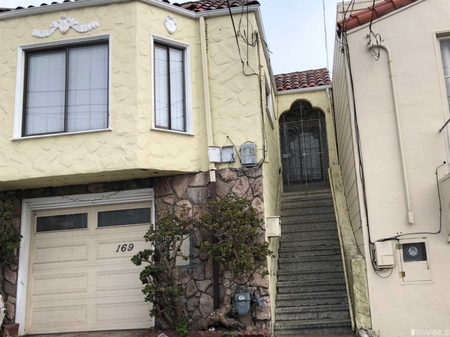 $1,100,000 - 3Br/2Ba -  for Sale in Daly City