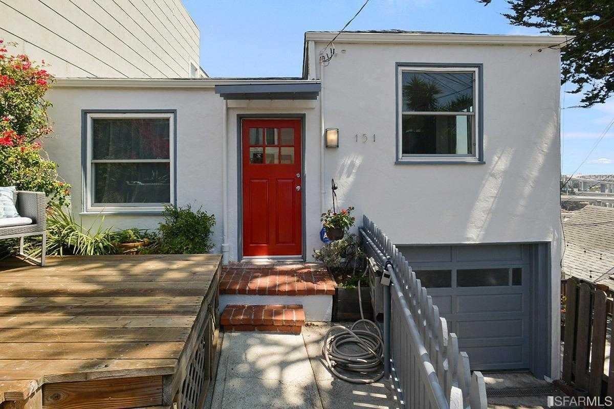151 Bronte St San Francisco, CA 94110