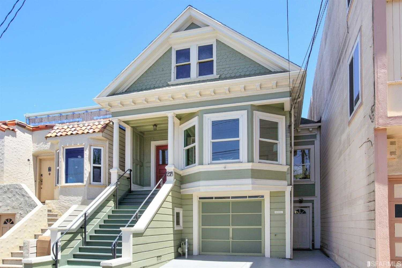 218 Miramar Ave San Francisco, CA 94112