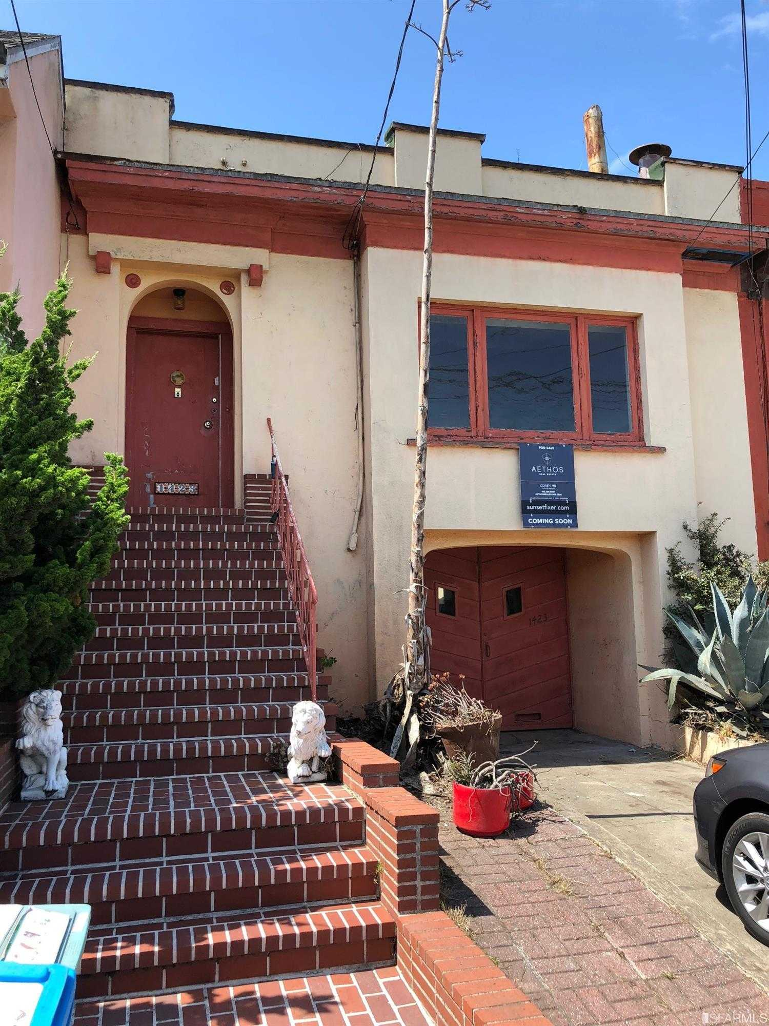 1423 44th Avenue San Francisco, CA 94122