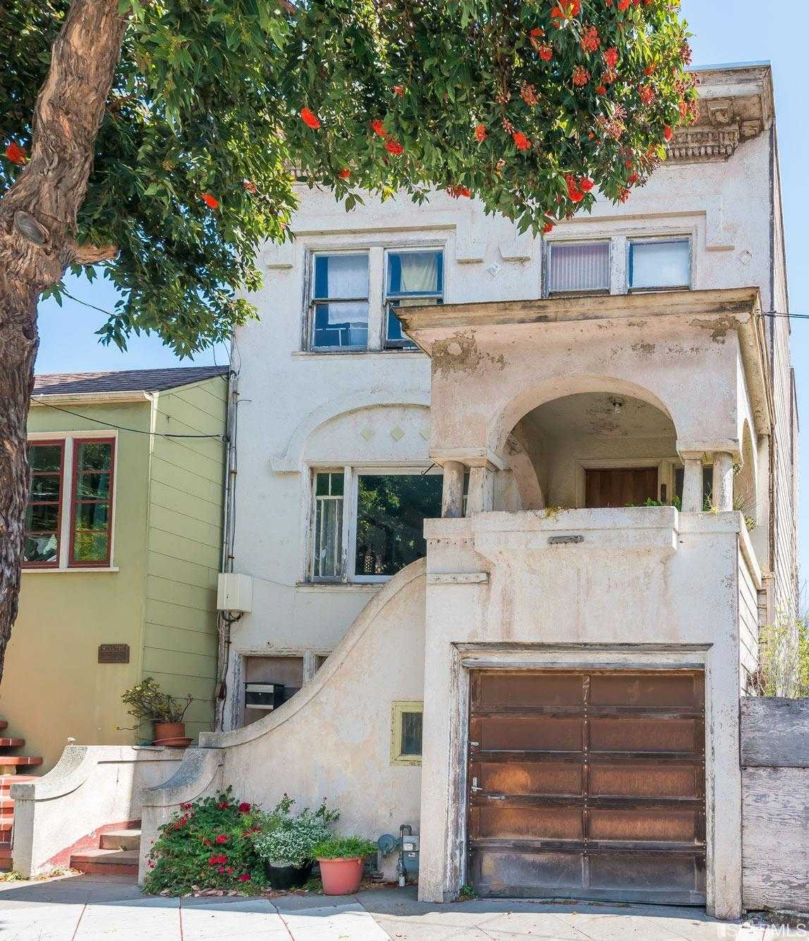 $1,595,000 - 4Br/1Ba -  for Sale in San Francisco